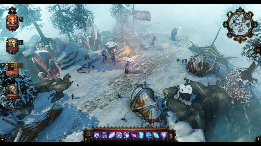 Divinity Original Sin Enhanced Edition - Xbox One RPG Games