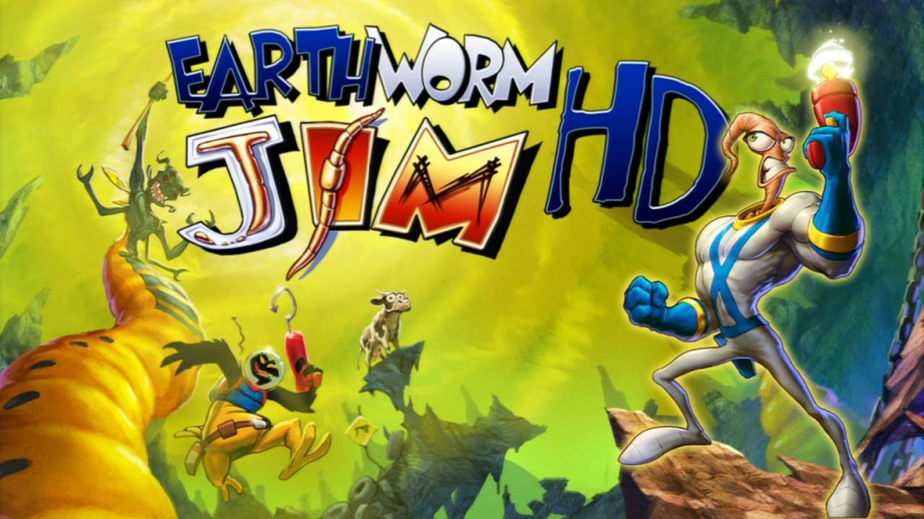 Earthworm Jim xbox