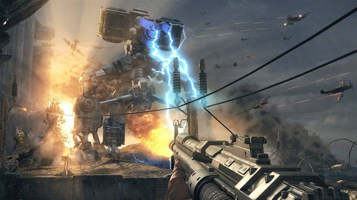 Wolfenstein The New World Order - 10 Best Xbox One FPS Games that you need to start playing!