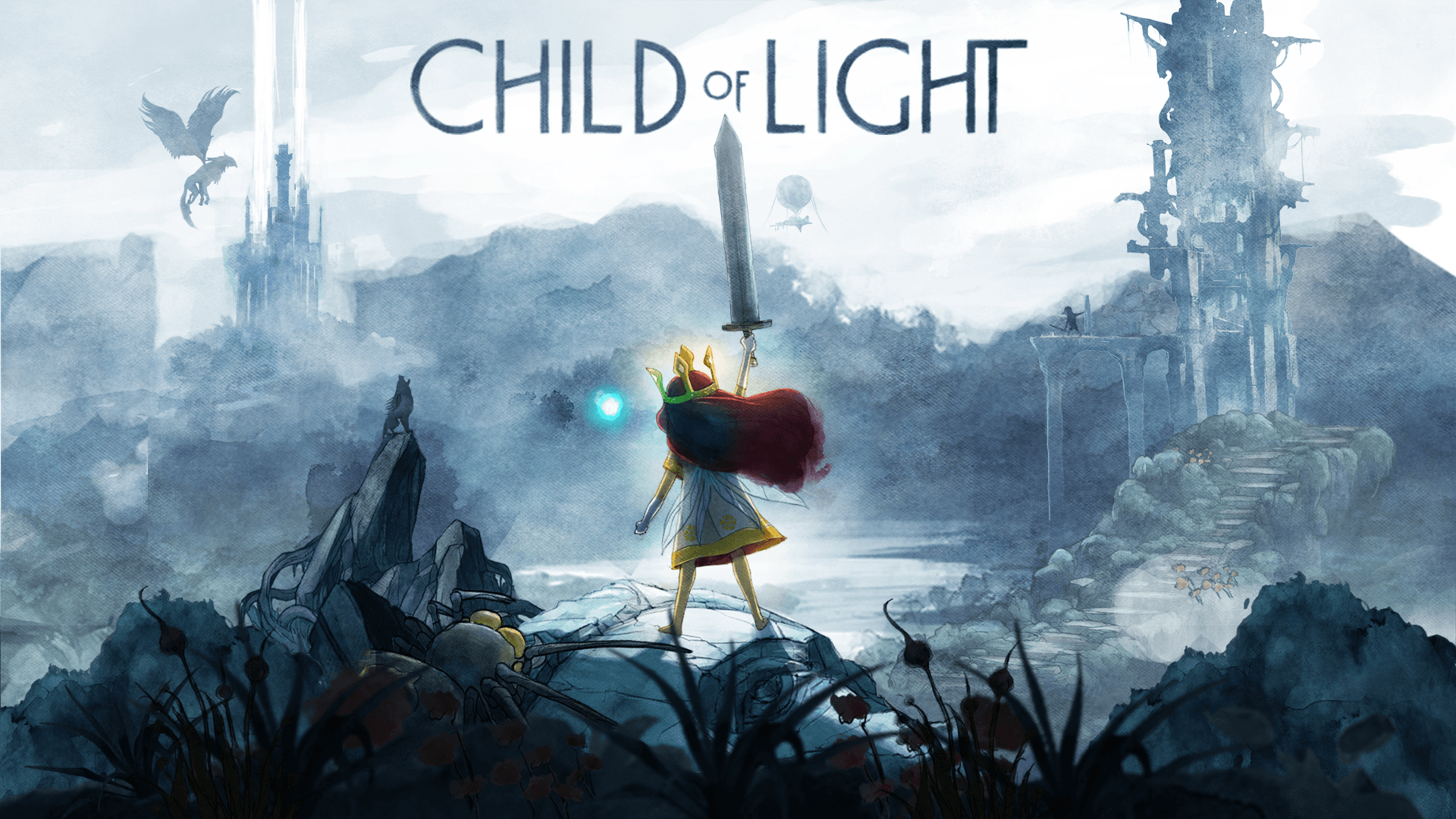 child of light xbox one - 19 Best Xbox One Arcade Games