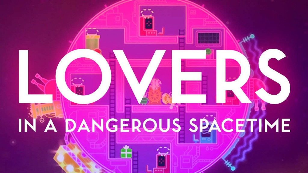 lovers in a dangerous spacetime xbox one Games