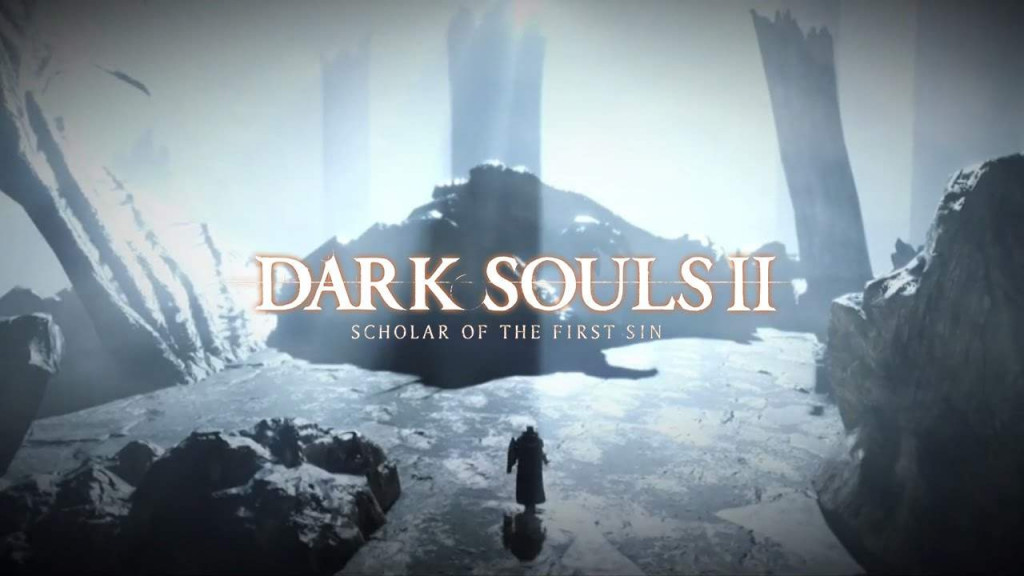Dark Souls II Scholar of the first sin - Xbox One RPG Games
