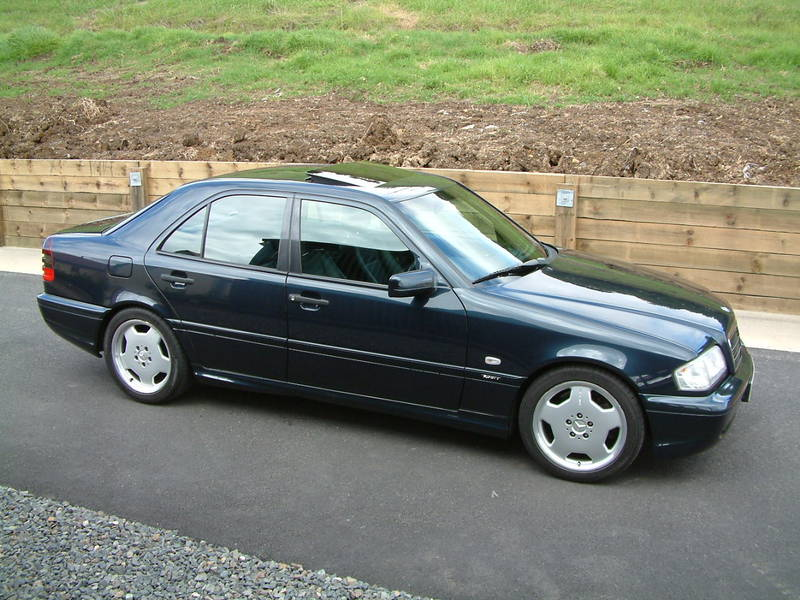 1999 Mercedes C43 AMG
