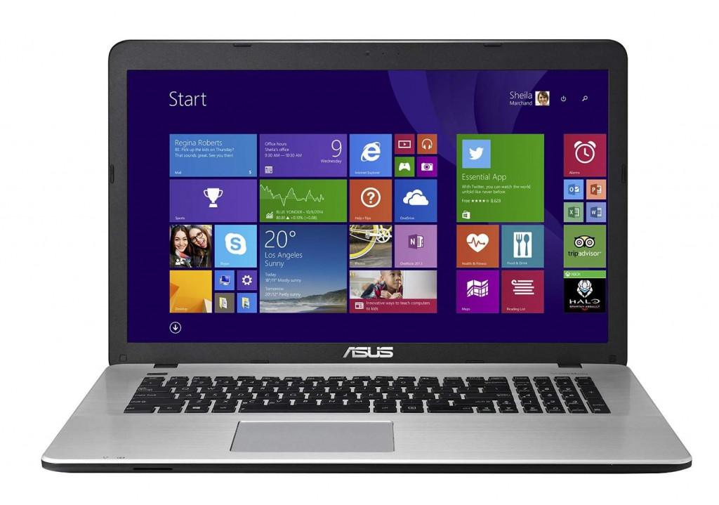 ASUS X751LX-DB71: 17.3 Inch