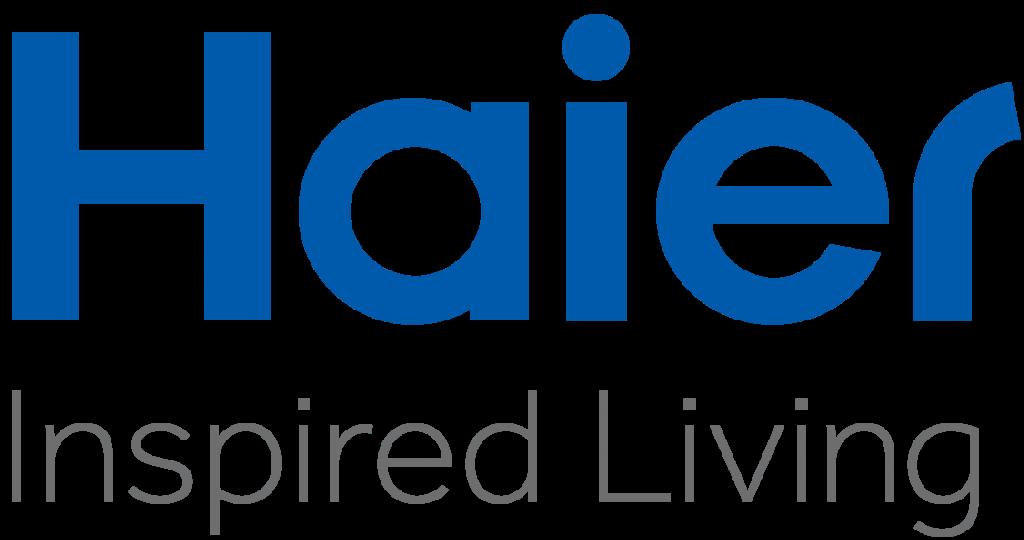 Haier Logo - best refrigerator brands