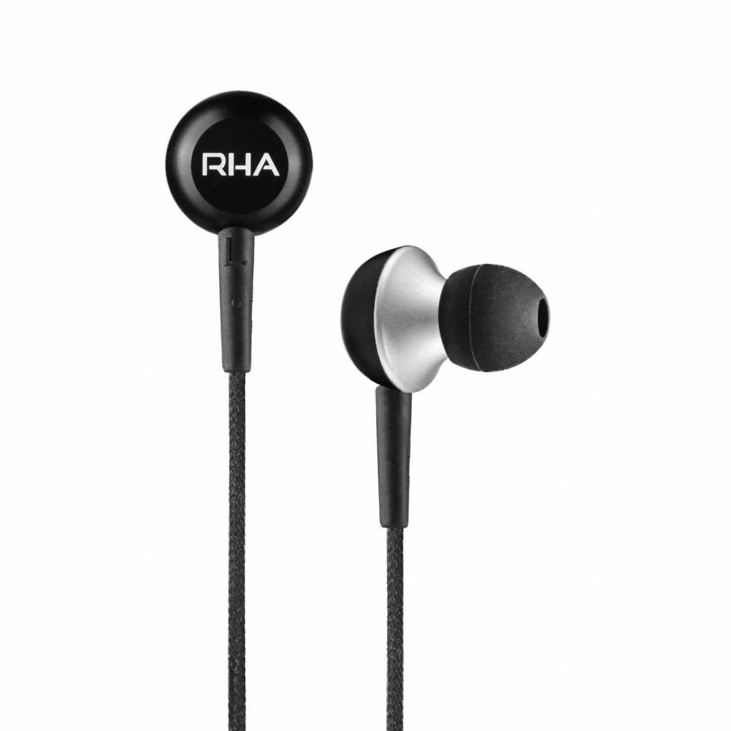 RHA MA350 IN-EAR HEADPHONES
