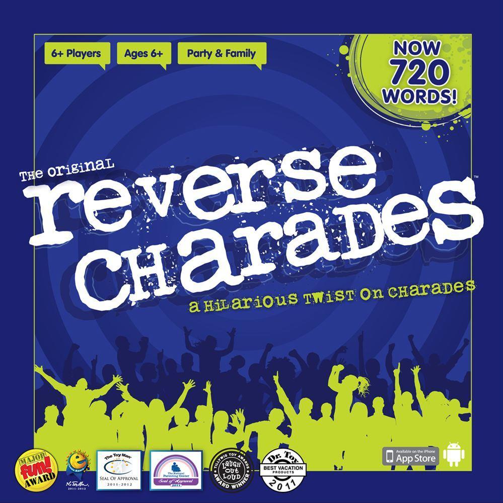 Reverse Charades ios