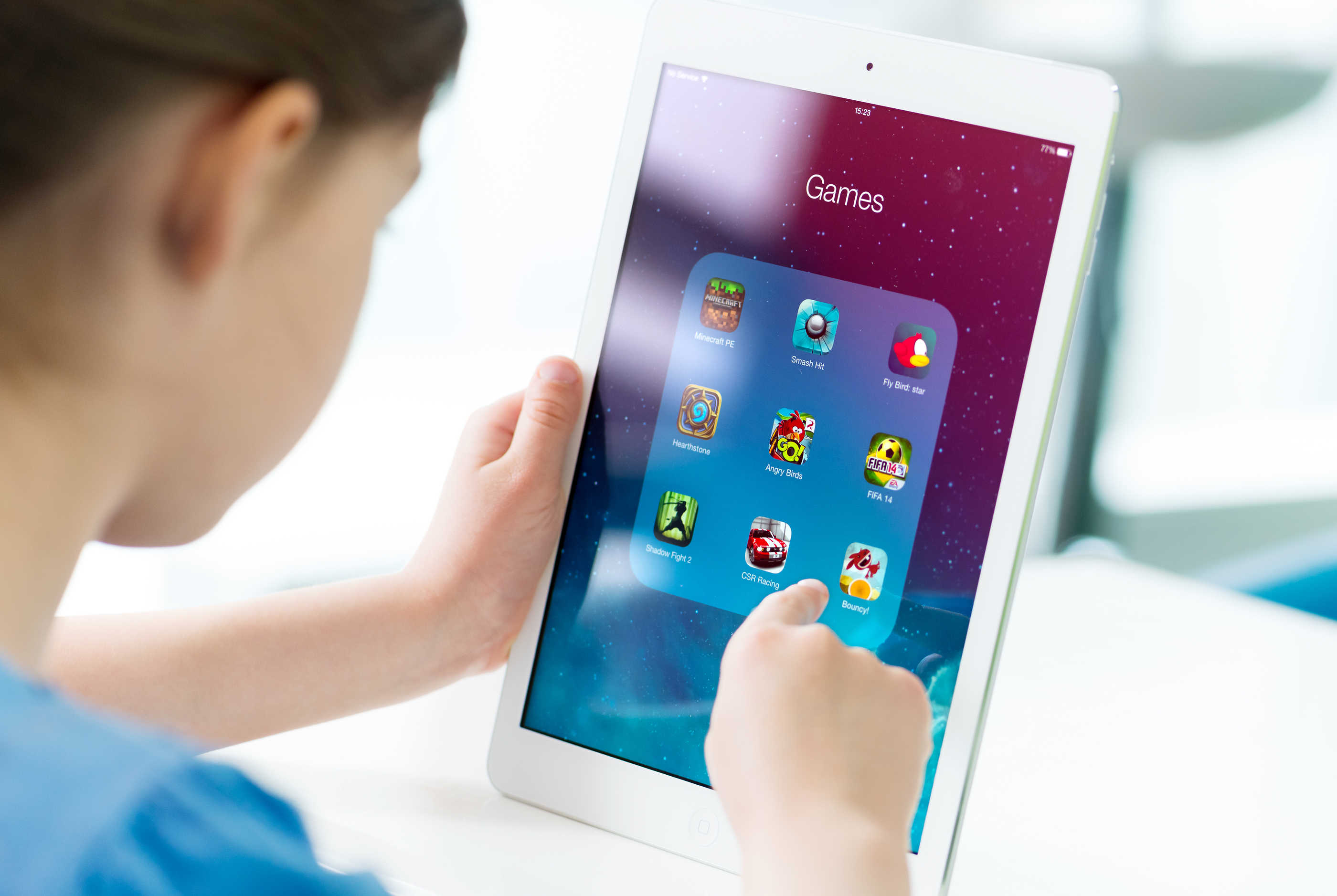 best ipad games for kindergarteners