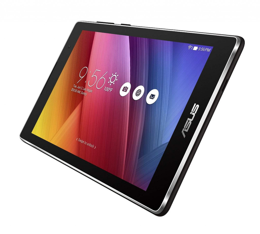 ASUS ZENPAD Z170C-A1-BK 16 GB Tablet  --Best Tablets Under 100