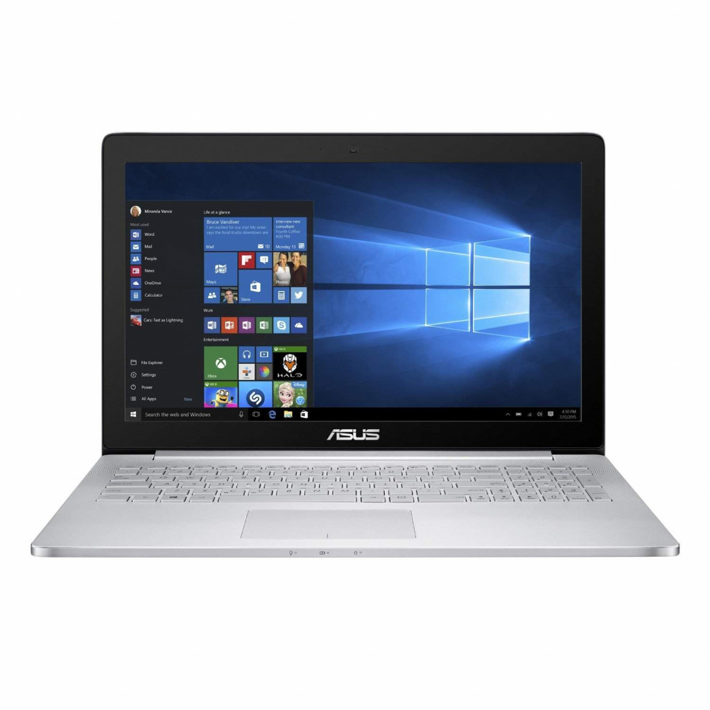 ASUS Zenbook Pro UX501VW-DS71T -gaming laptops for avid gamer