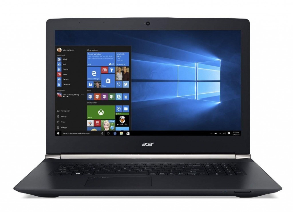 Acer Aspire VN7 17.3 inch -Amazing Laptops under 1200 USD