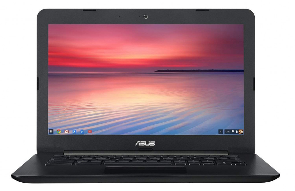 "Asus C300MA 13.3"" Chromebook - best Budget laptops under 200 dollarsa"