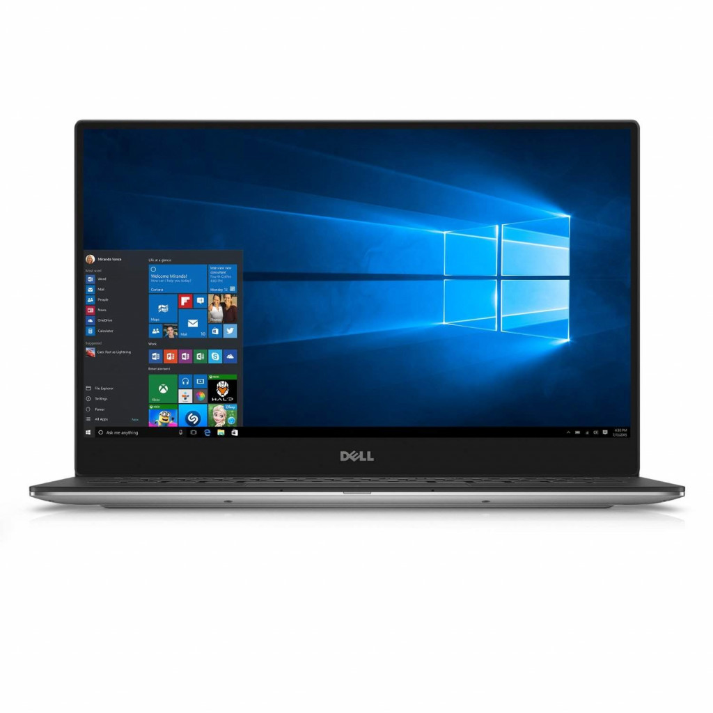 DELL XPS9350-4007SLV 13.3-Inch -Amazing Laptops under 1200 USD