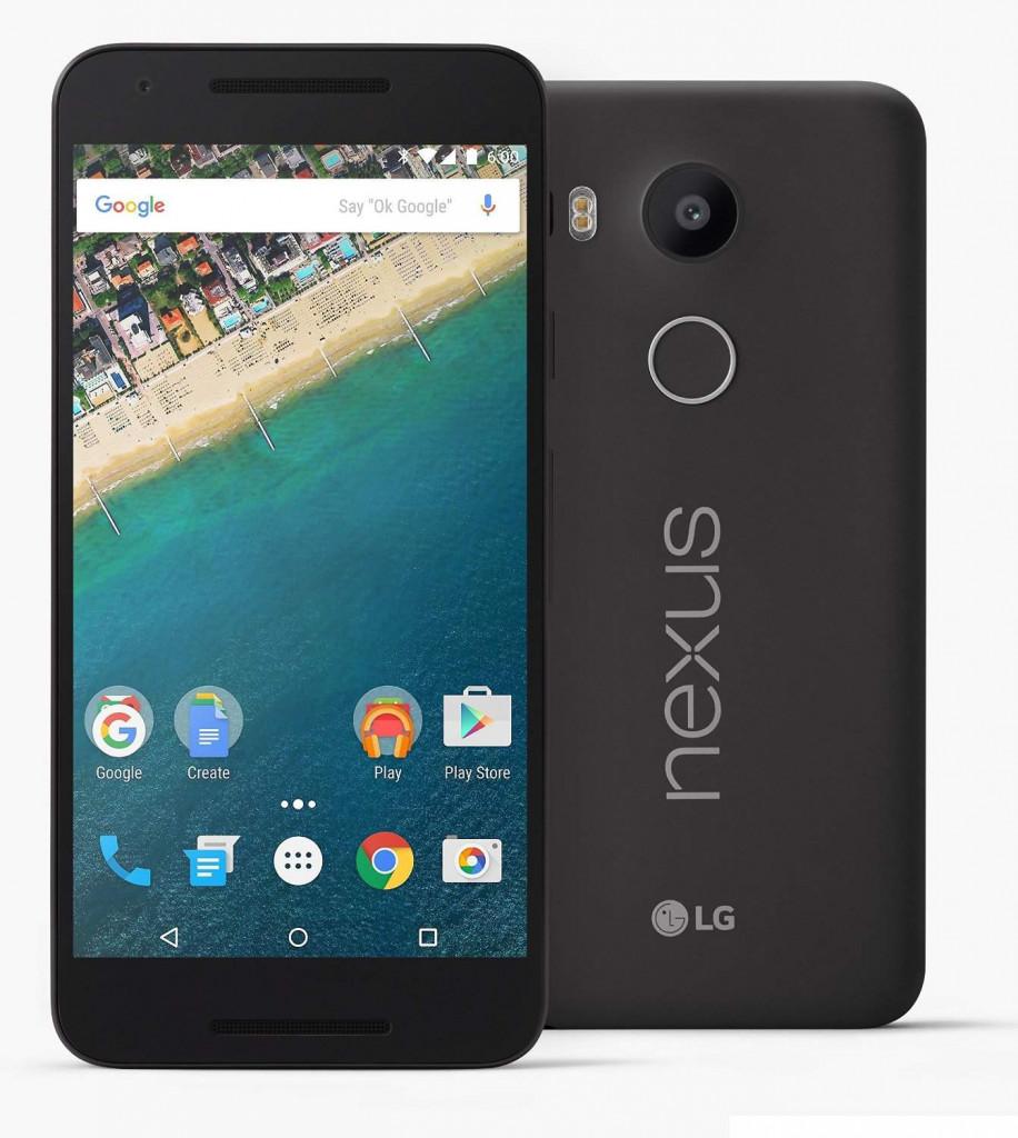 LG Nexus 5X LG-H791 - best smartphones under 30000