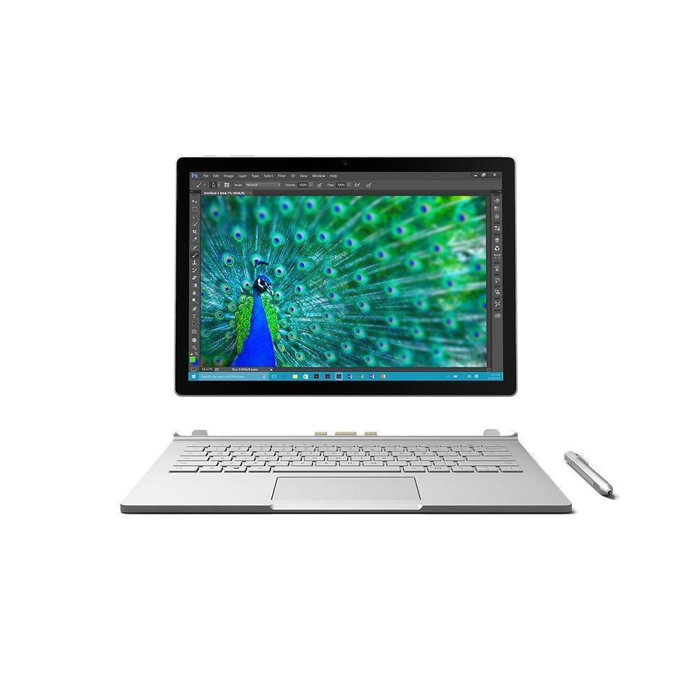 Microsoft Surface Book-gaming laptops for avid gamer