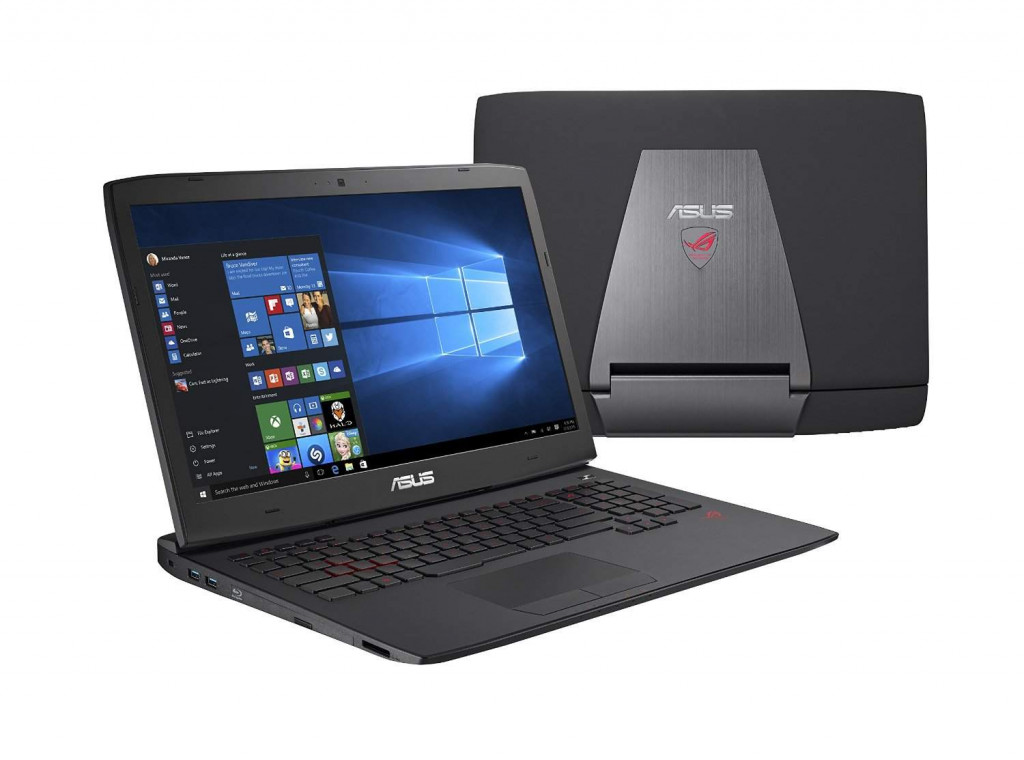 ASUS ROG G751JT-WH71(WX) Gaming Laptop