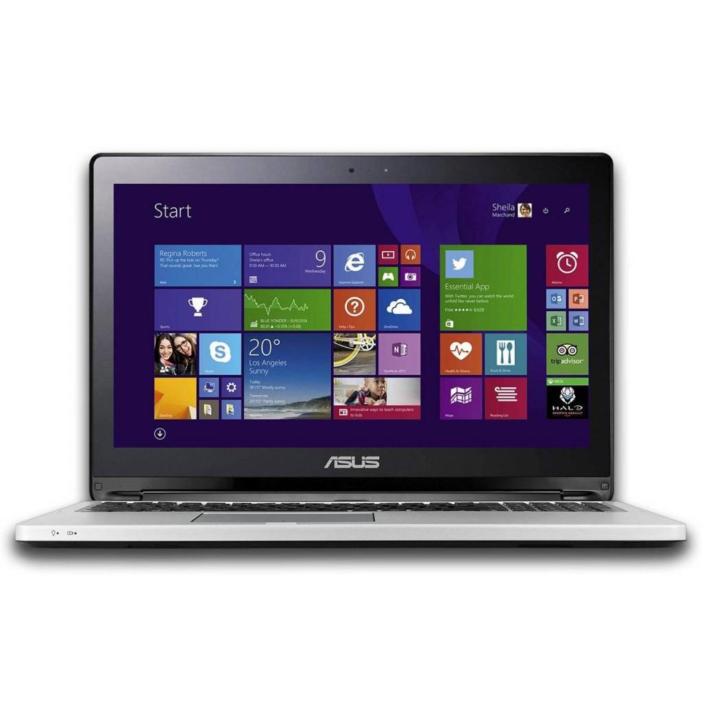 ASUS TP500LA-DS71T Flip Transformer Book - best laptops under 800