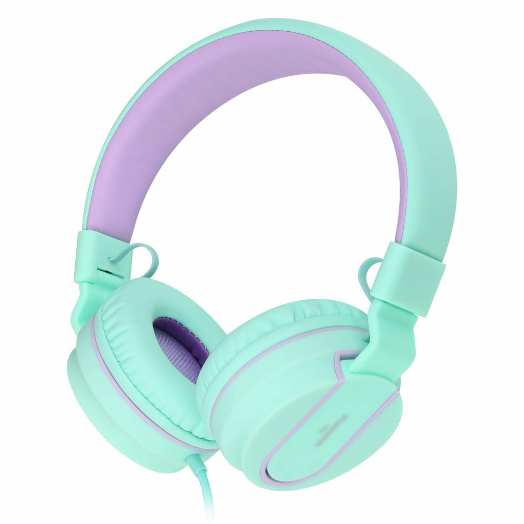 Ailihen I35 Stereo Lightweight Foldable Headphones Adjustable Headband Headsets
