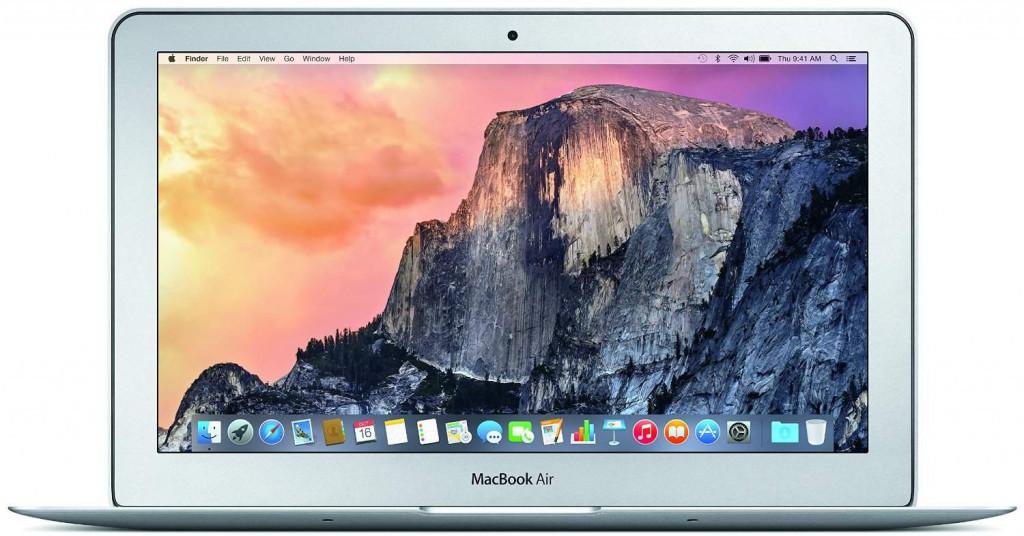 Apple MacBook Air MJVM2LL/A 11.6-Inch laptop - best laptops under 800