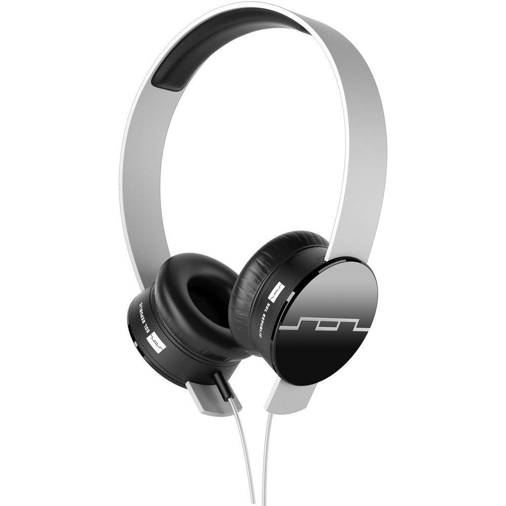 Fashionable SOLRepublic 1211-02 Headphones