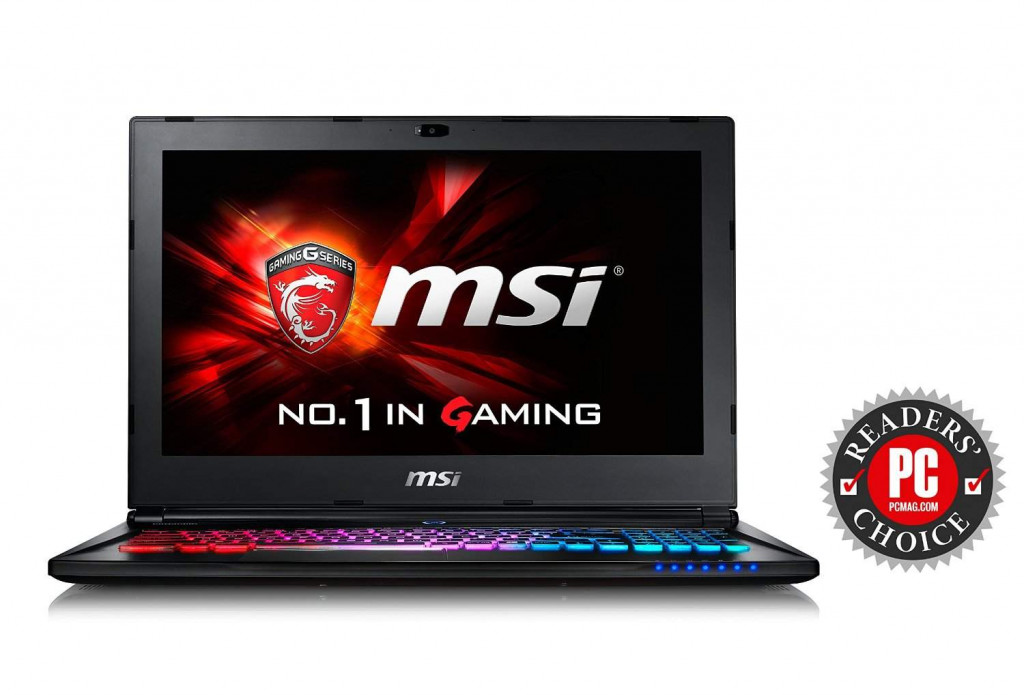 MSI GS60 Ghost-242 Slim Laptop