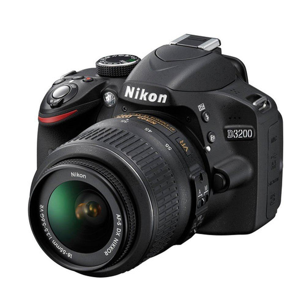 Nikon D3200 24.2 MP CMOS Digital SLR Camera