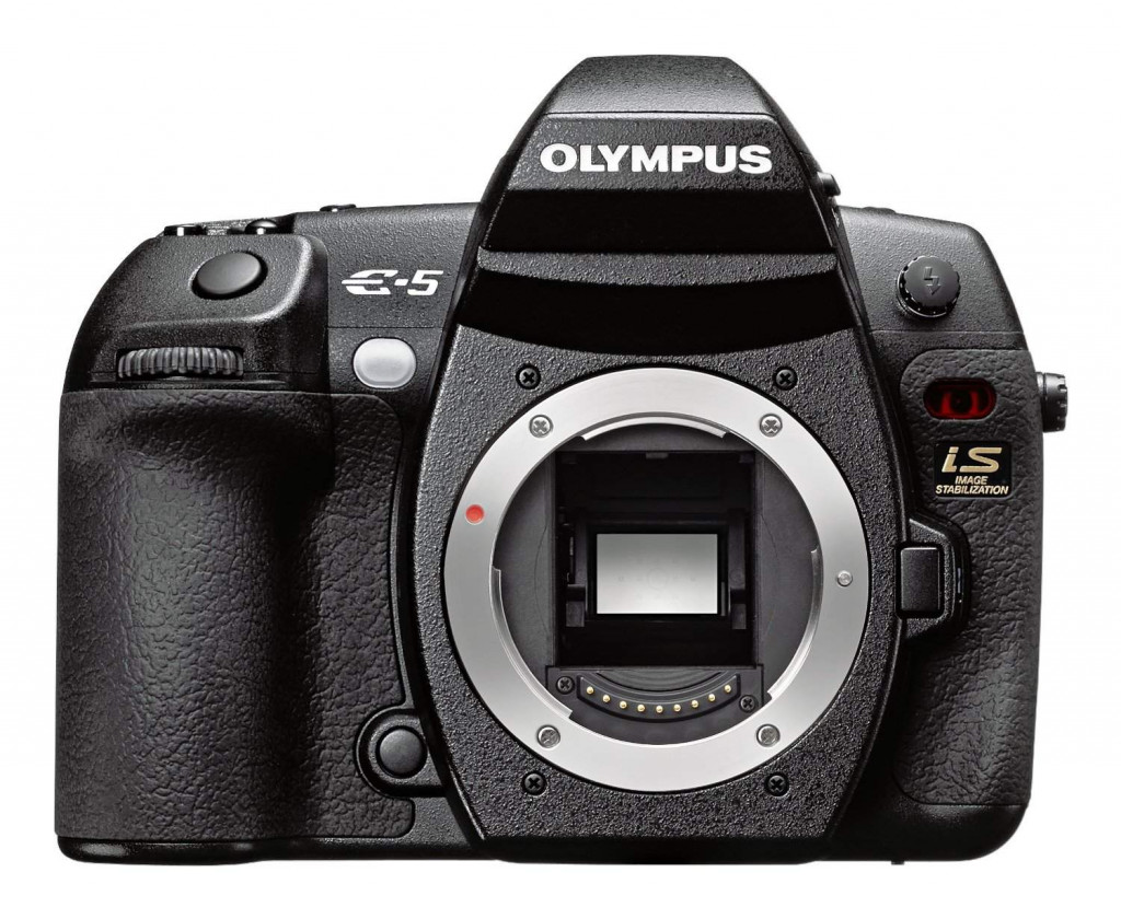 Olympus E-5 Digital Slr Camera(Body Only)