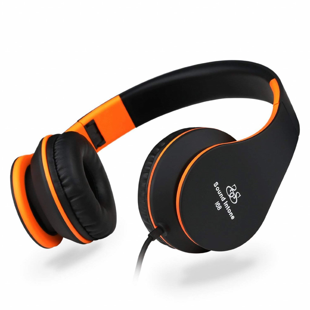 Sound Intone I68 Foldable Headphones