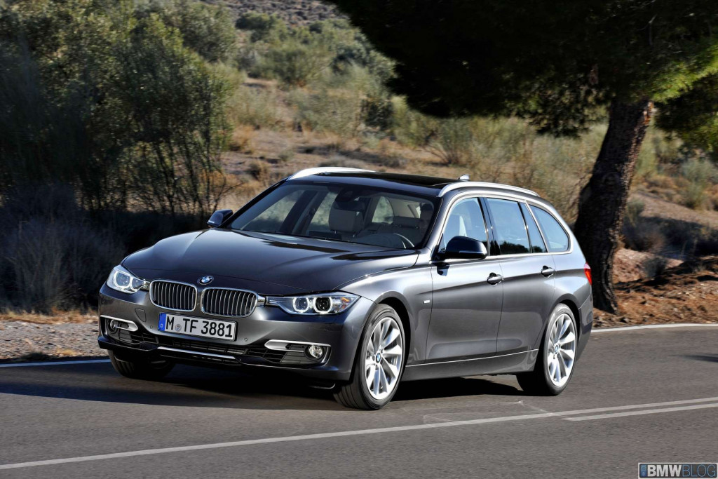 BMW 328i xDrive Sports Wagon