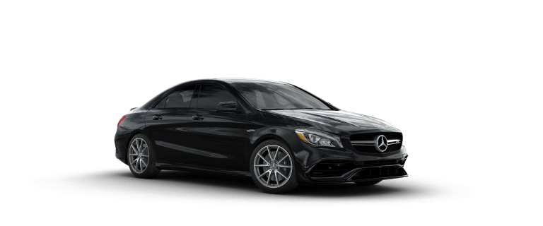 Mercedes-Benz CLA45 AMG 4MATIC