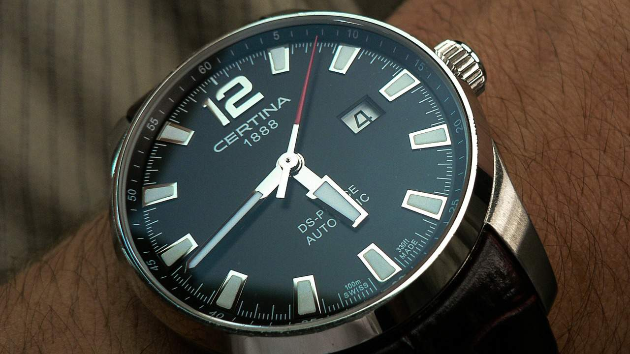 Best Automatic Watches >> 16 Best Automatic Watches Under 500 Dollars To Buy One For 2017