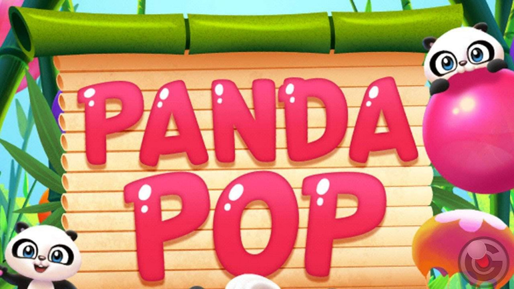 Panda-Pop kids game