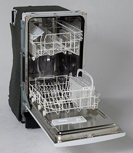 Avanti DWE1813B 18 Inch Full Console Dishwasher