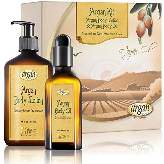 Dry Itchy Skin Body Kit