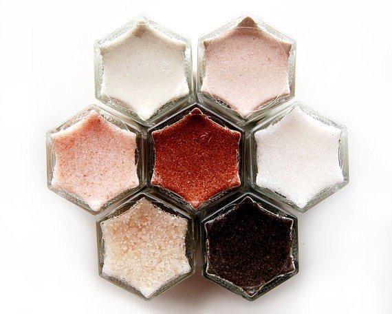Gourmet Salts of the World