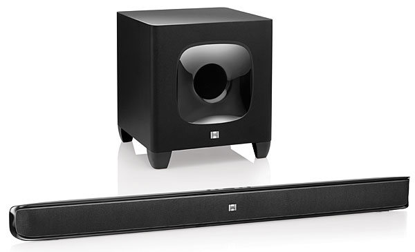 JBL Cinema SBL 400 sound bar