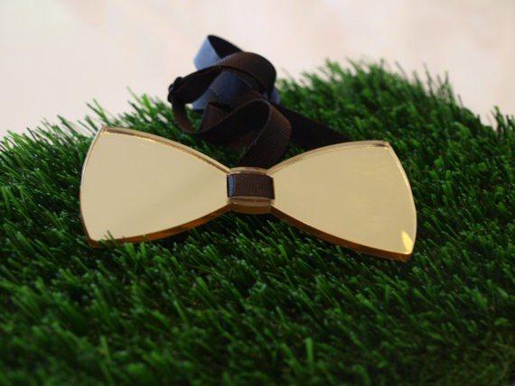 Mirror Bow Tie