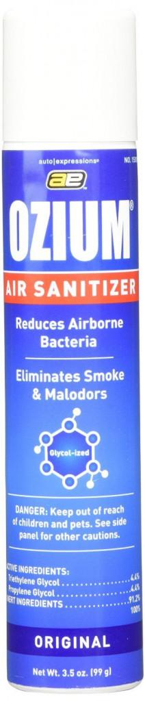 Ozium Air Sanitizers