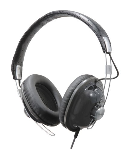 Panasonic Retro Over-ear Stereo Headphones RP-HTX7-K1