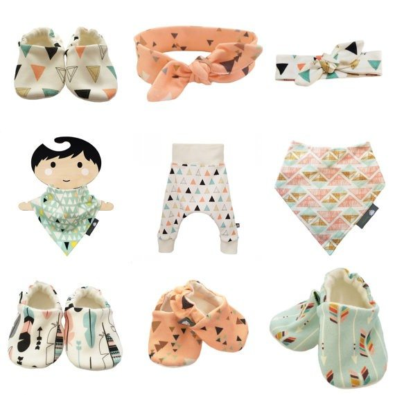 Relaxed Trousers for Baby