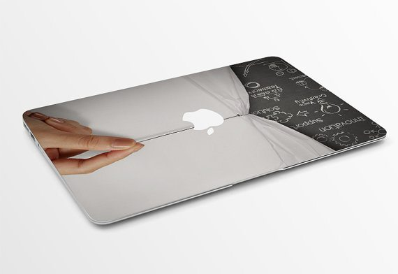 Reveal the Soul Decal for MacBook