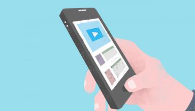 Reverse video apps
