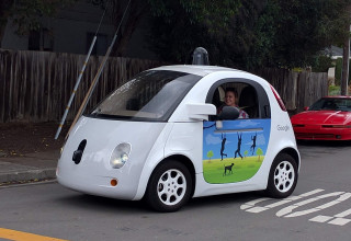 Self Driving Cars Google