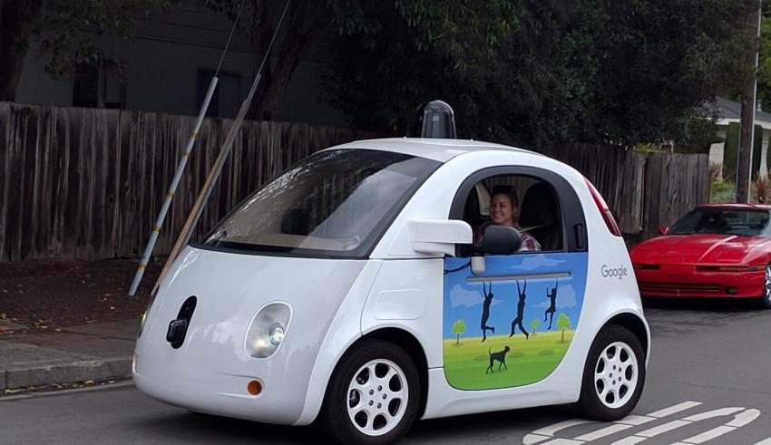 Self Driving Cars Google