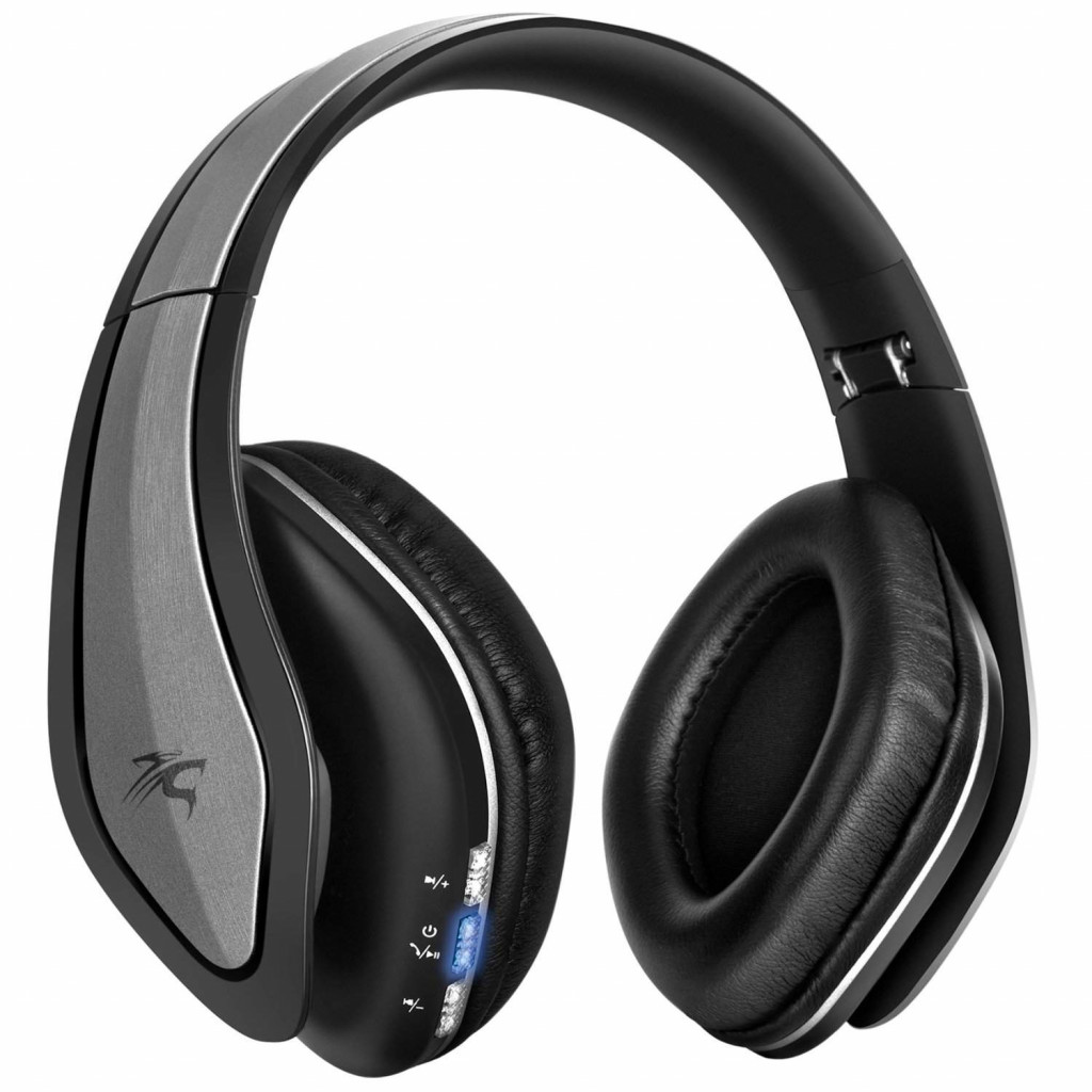 Sentey Bluetooth Headphones Headset with Microphone
