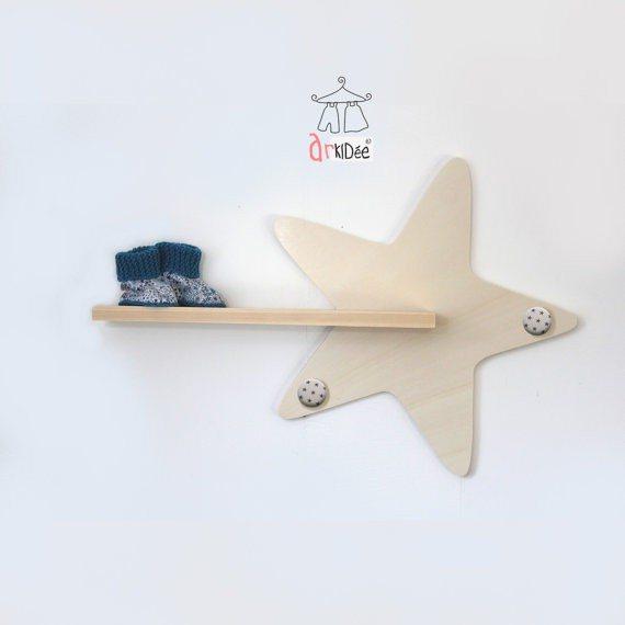 Star Wall Shelf