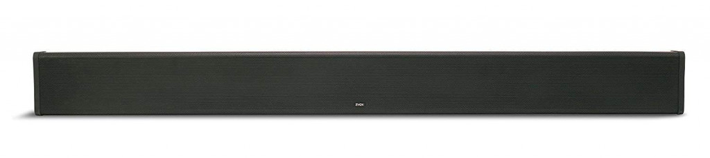 ZVOX SB700 aluminium sound bar