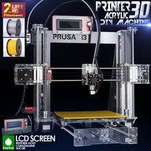 2015 Reprap Prusa i3 DIY 3D Printer By Sunhokey-S