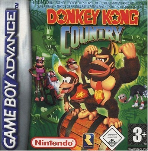 Donkey Kong Country by Nintendo