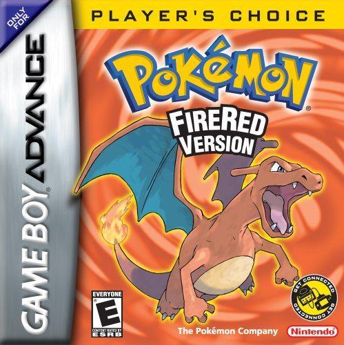 Pokémon: FireRed Version by Nintendo